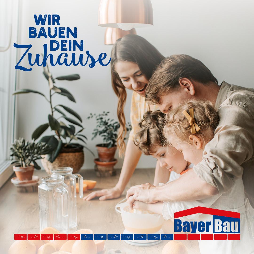 BayerBau Wir bauen Dein Zuhause