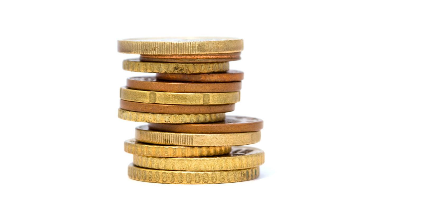 BayerBau Glücksmünzen