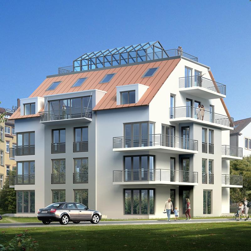 BayerBau Mehrfamilienhaus