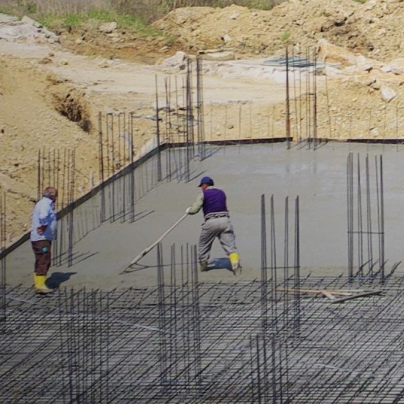 BayerBau betonieren