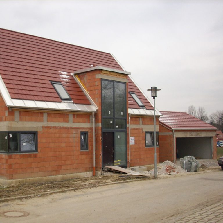 BayerBau Haus Rohbau