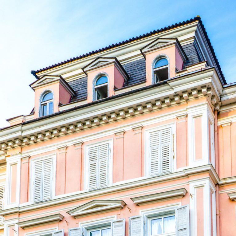 BayerBau Stuck Fassade