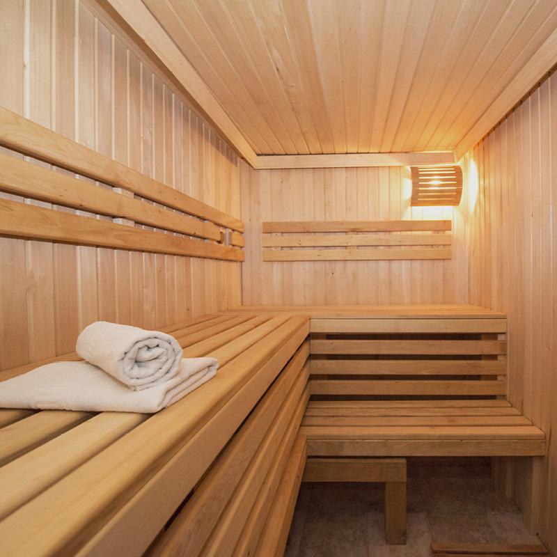 BayerBau Sauna