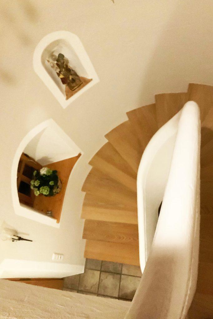 gemauerte Treppe 02C