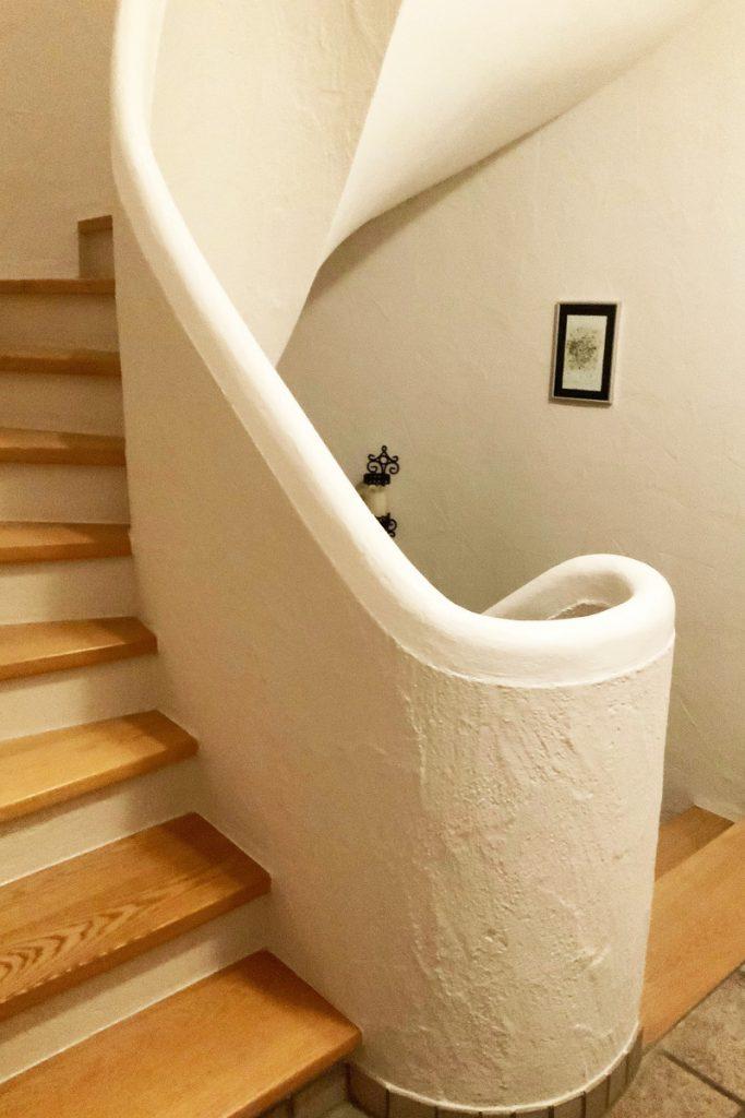 gemauerte Treppe 02A
