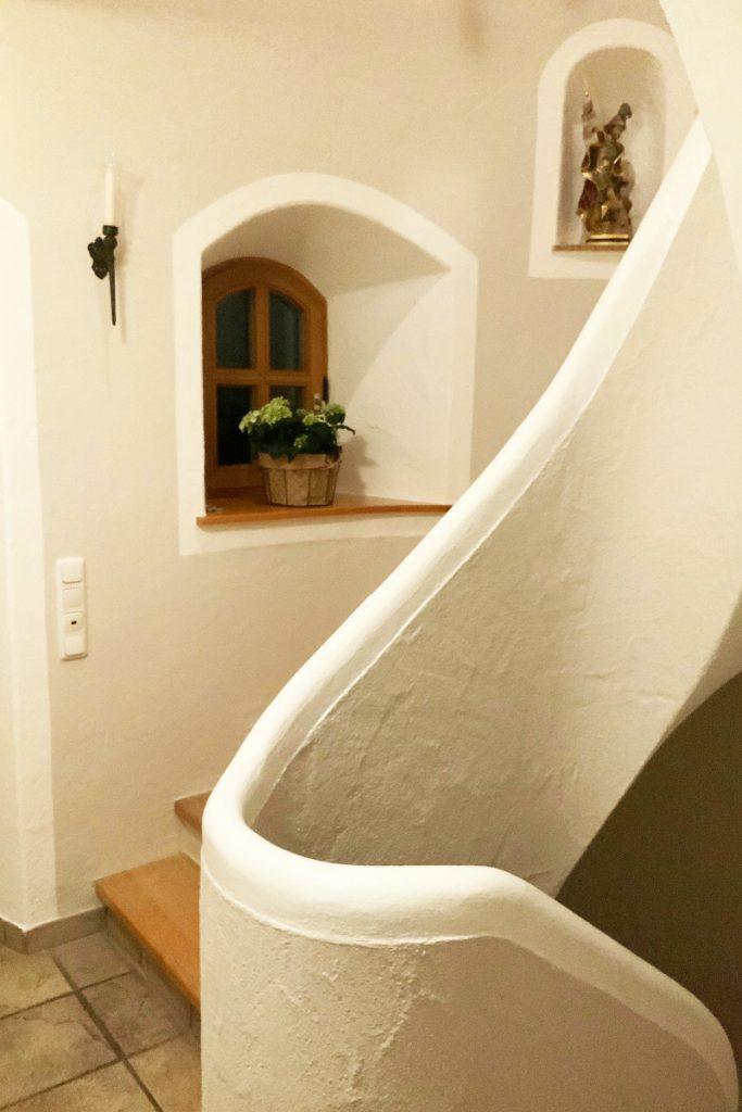 gemauerte Treppe 02B